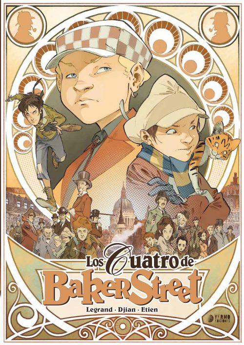 Los Cuatro de Baker Street 01