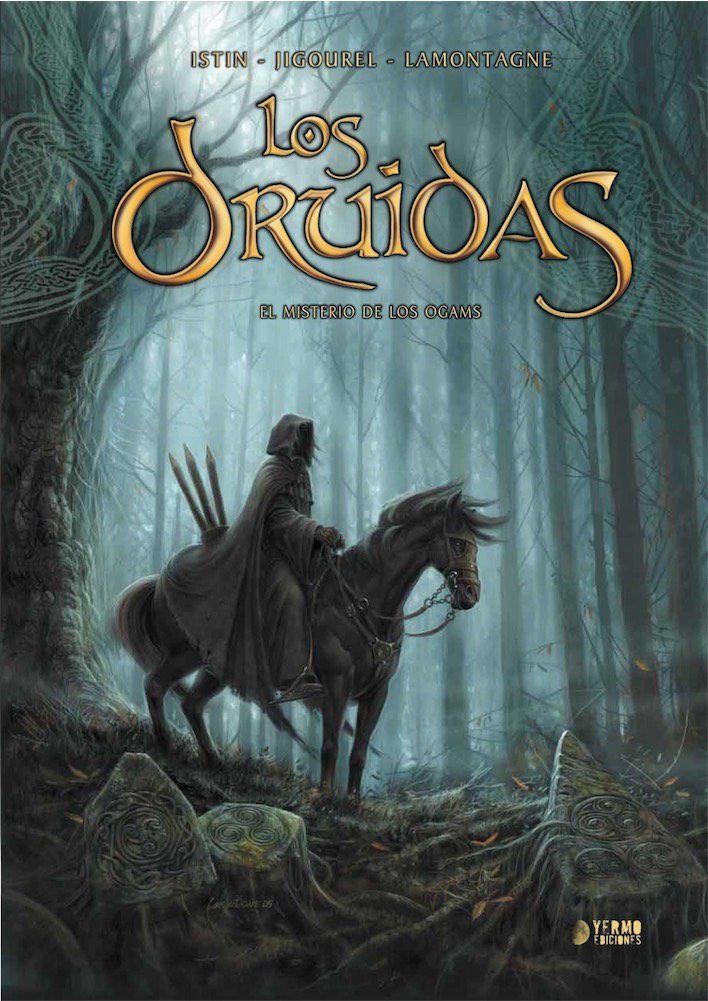 LOS DRUIDAS El misterio de los Ogams