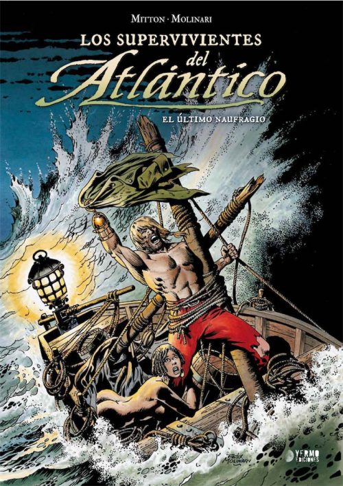 Supervivientes Atlantico 3