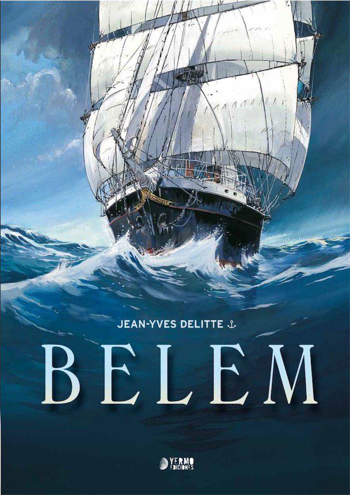 Belem-Cover