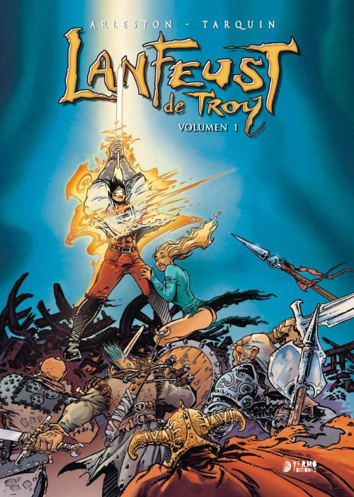 lanfeust-1-cover