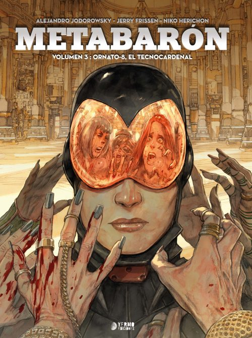 Metabaron3 cover