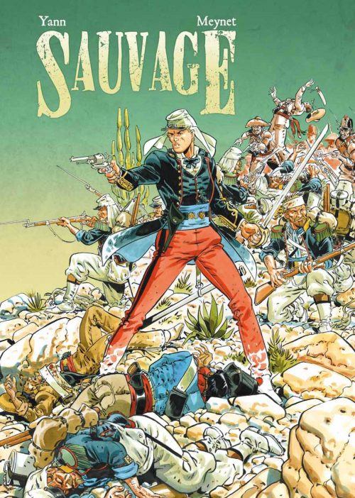 Sauvage Cover