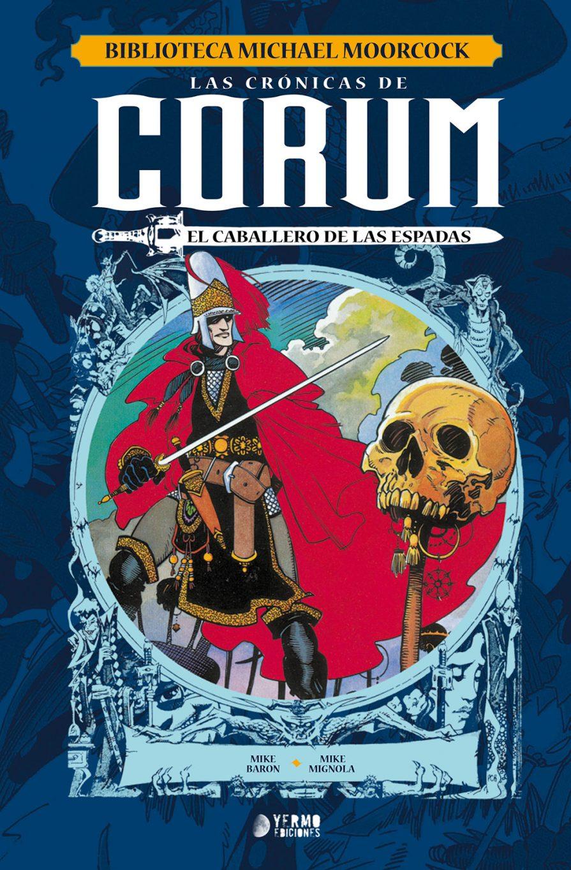 Las Crónicas de Corum portada