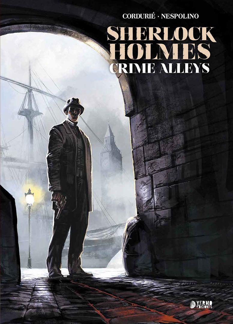 Sherlock Holmes Crime Alleys portada