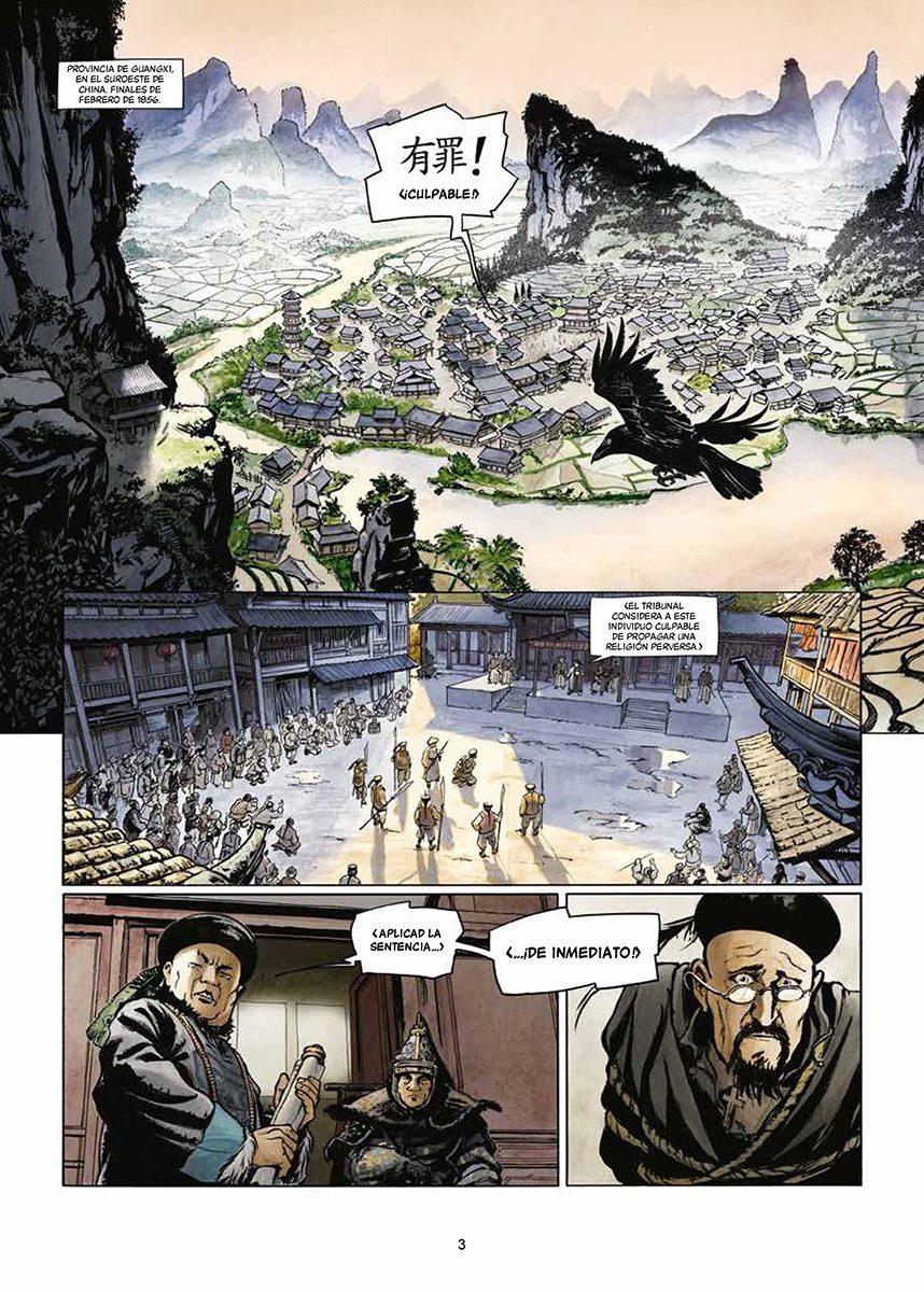 Lao Wai página interior