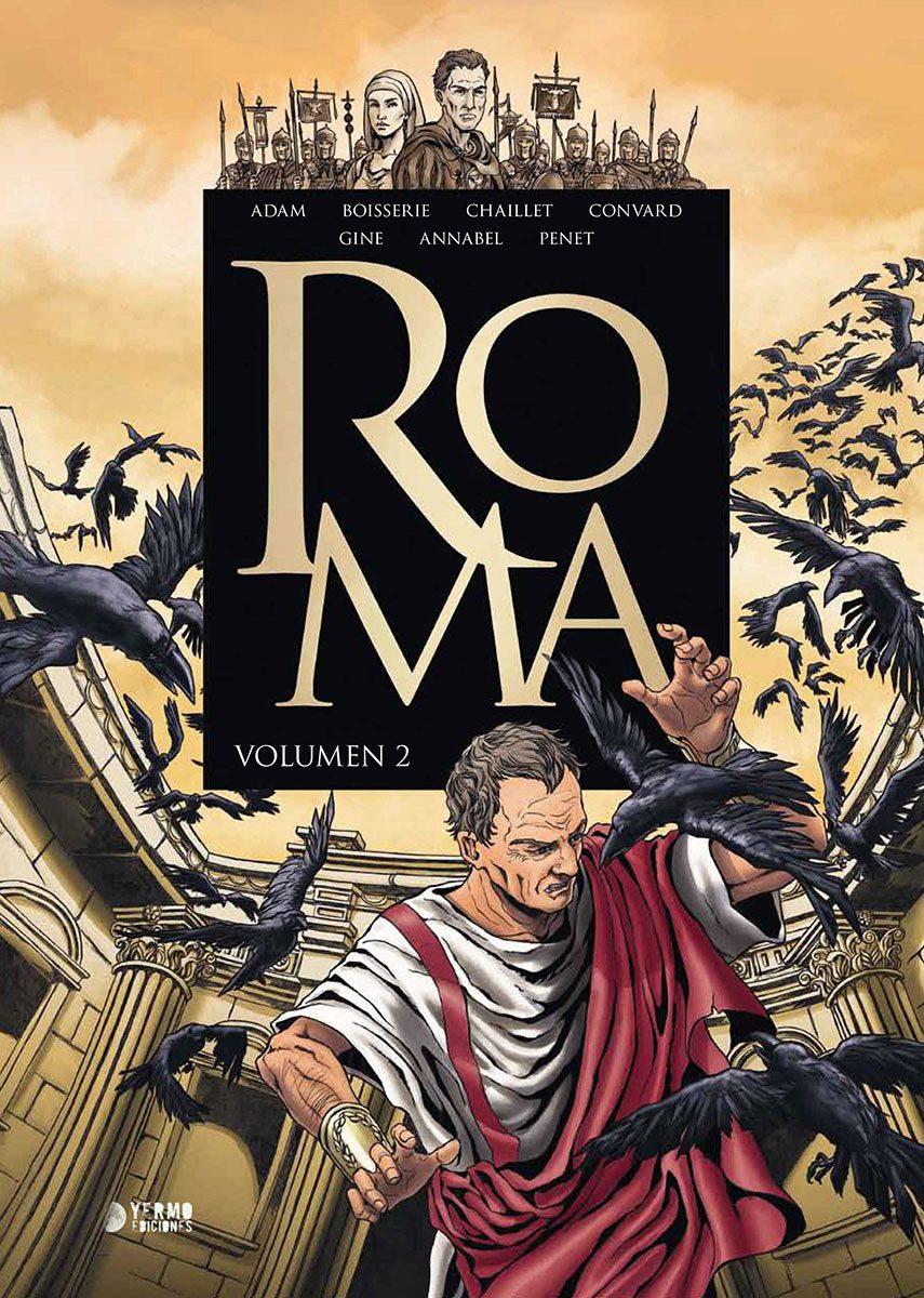 Roma volumen 2 portada