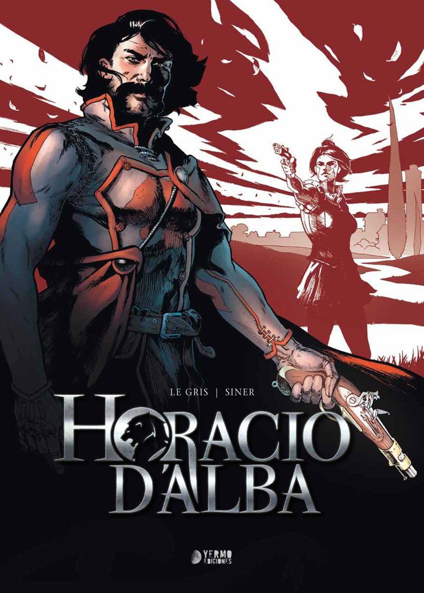 Horacio D'Alba portada
