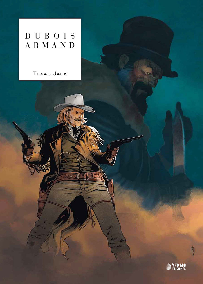Texas Jack Portada