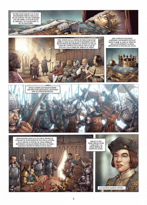 Valois 1 página interior