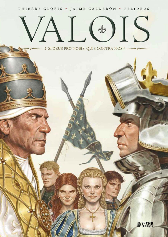 Valois 2 portada