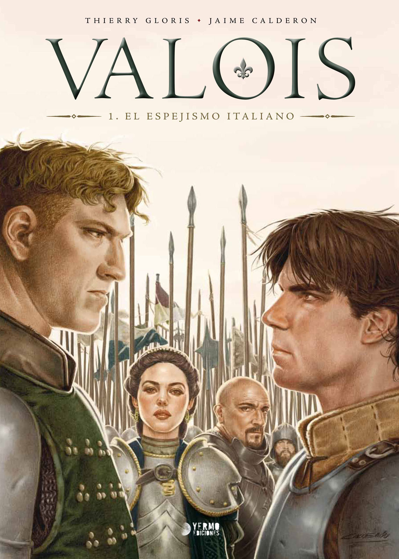 Valois 1 portada