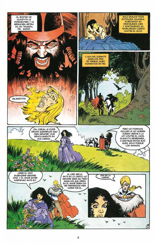 Corum volumen 2 página interior