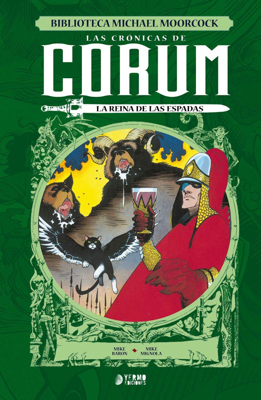 Corum volumen 2 portada