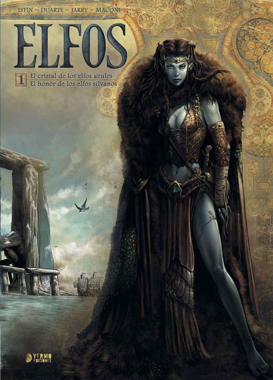 Elfos Volumen 1 portada