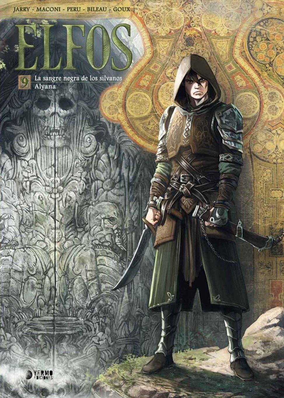 Elfos Volumen 9 portada