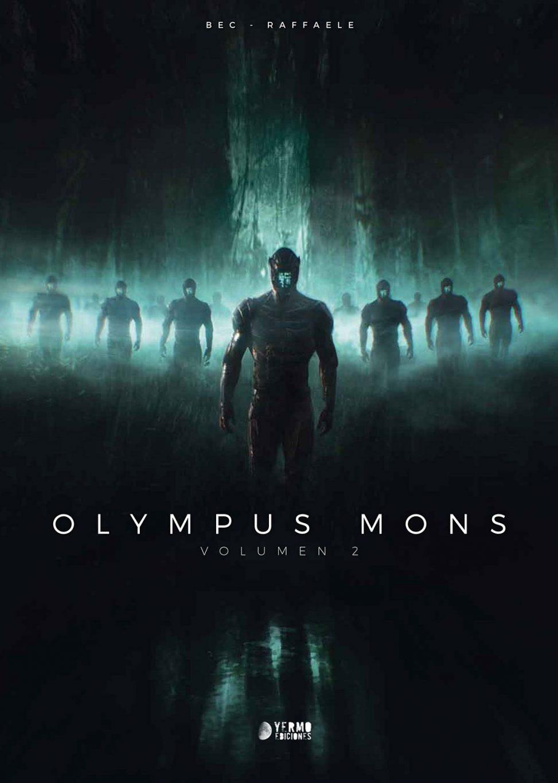 Olympus Mons vol.2 portada