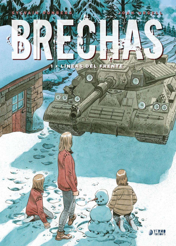 Brechas volumen 1 portada