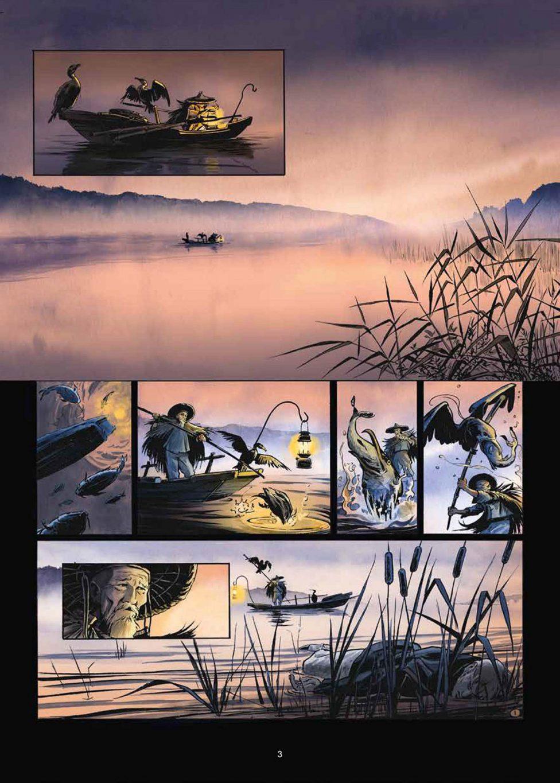 Lao Wai volumen 2 página interior