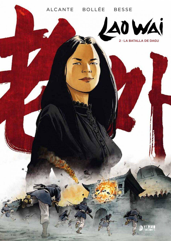 Lao Wai volumen 2 portada