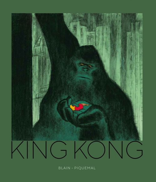 King Kong volumen 1 portada