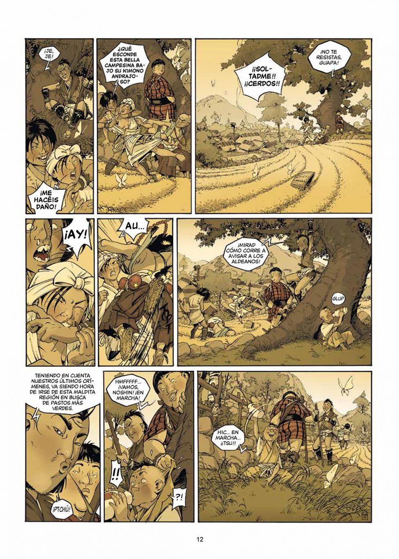 Okko volumen 5 página interior