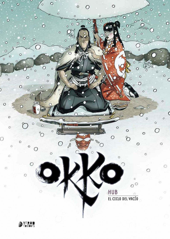 Okko volumen 5 portada