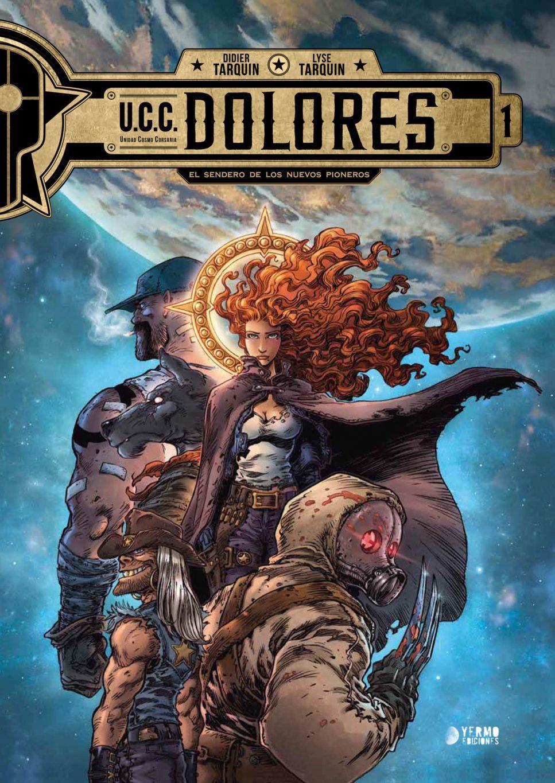 UCC Dolores volumen 1 portada