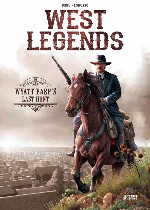 West Legends volumen 1 portada