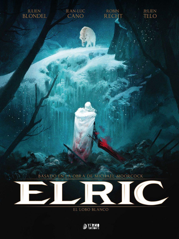 Elric 2 El lobo blanco portada