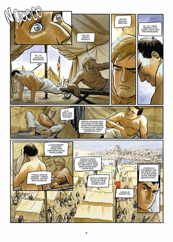 Lao Wai volumen 3 página interior