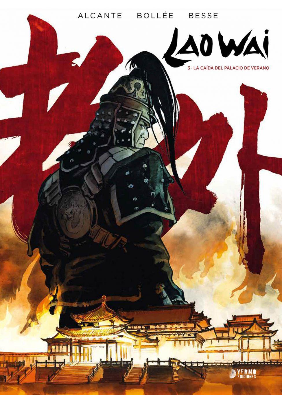 Lao Wai volumen 3 portada