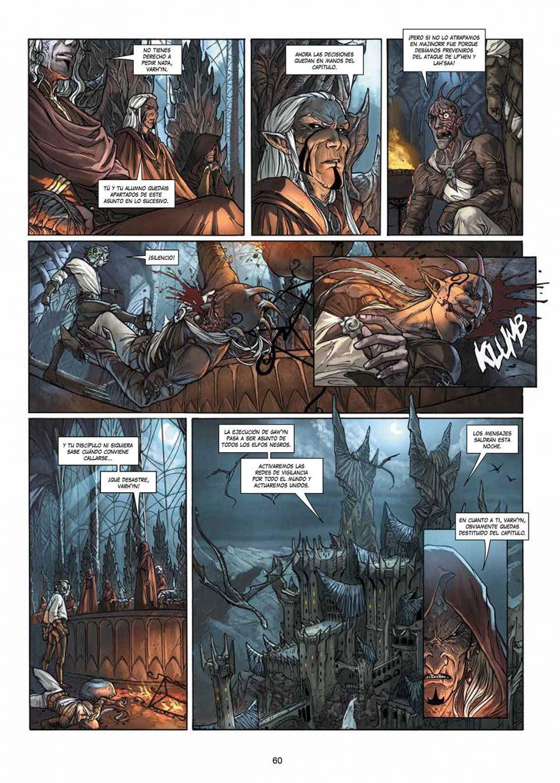 Elfos volumen 10 página interior