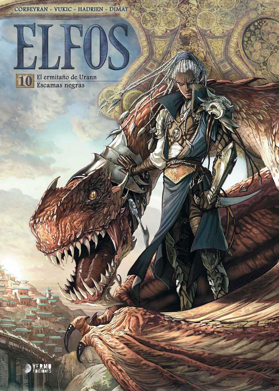 Elfos volumen 10 portada