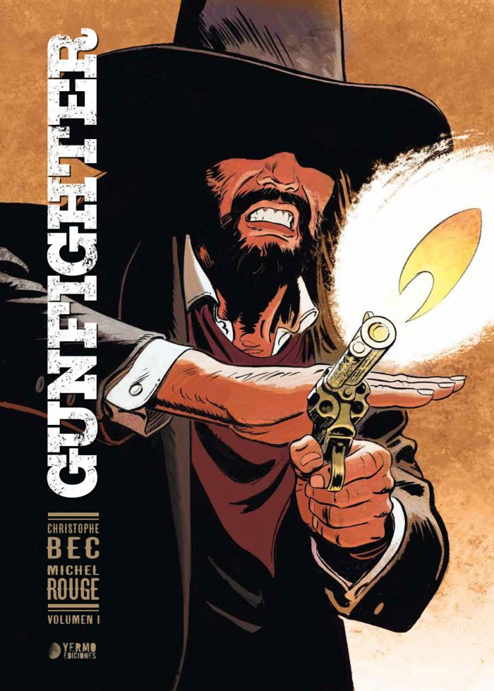Gunfighter vol 1 portada